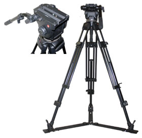Manfrotto 516+515MVB